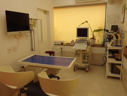 診察室です。診察室は3室です。