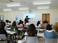 座学の授業風景