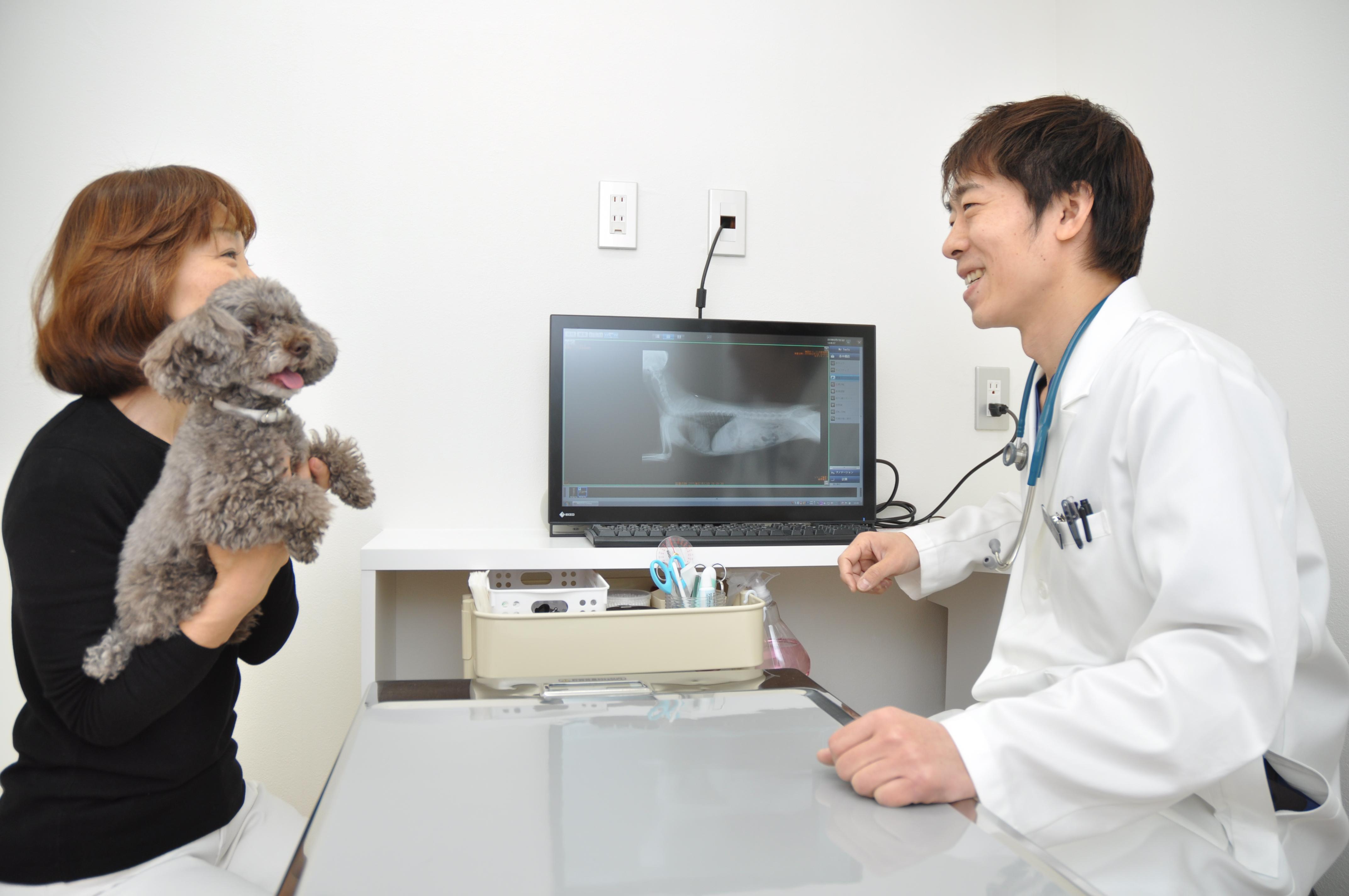★二子玉川 にこたま動物病院★看護師募集 /新卒・中途